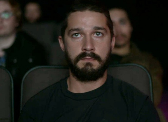 Shia LaBeouf Launches Four-Year Protest Live Stream Protesting Trump