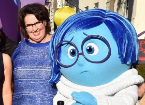Phyllis Smith On 'Inside Out,' Voicing Sadness, Amy Poehler
