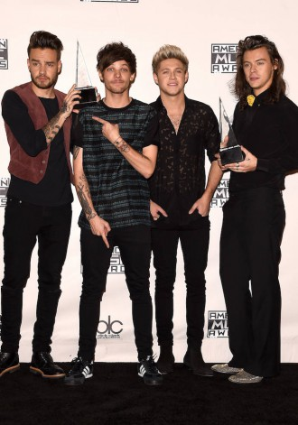 American Music Awards 2015 Slideshow