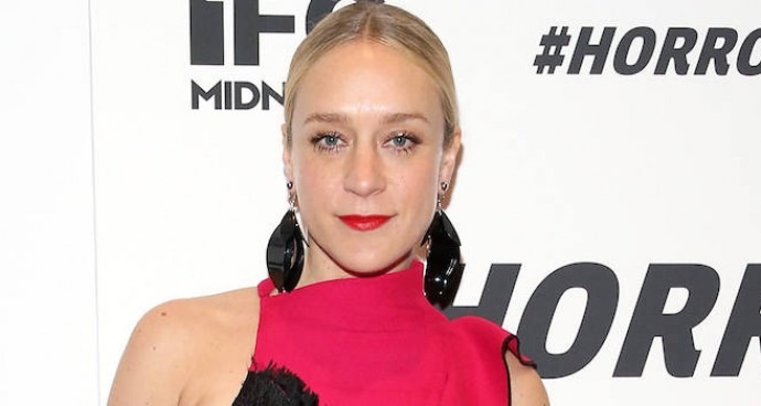 Chloe Sevigny Wore A Bold, Asymmetrical Dress For '#Horror' Premiere