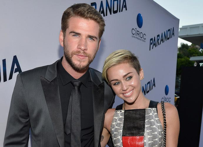 Liam Hemsworth And Miley Cyrus Spark Romance Rumors Two Years After Breakup
