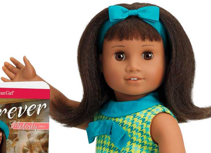 American girl announces melody new african american doll to