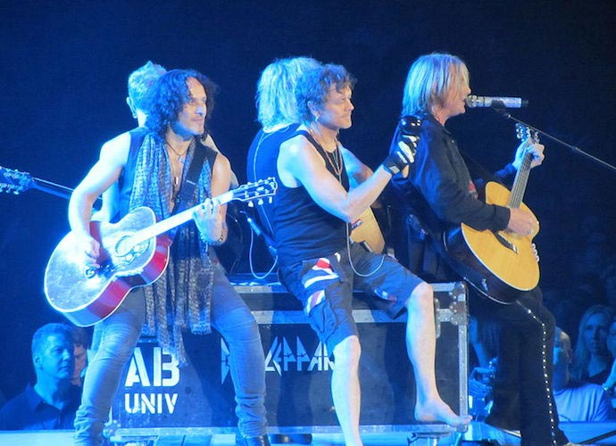Def Leppard, Poison, Tesla Announce Joint Tour For 2017 [TICKET INFO]