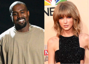 The Kanye West/Taylor Swift Saga Continues For All The Wrong Reasons