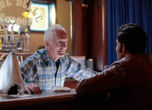 Lance Henriksen & Charles Agron On 'Monday At 11:01 A.M.' [EXCLUSIVE VIDEO]