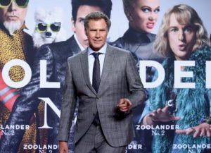 Will Ferrell Attends 'Zoolander 2' Screening In Berlin