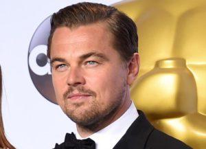 Leonardo DiCaprio Pranks Jonah Hill On New York Sidewalk