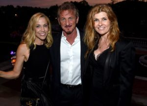Sheryl Crow, Sean Penn & Connie Britton Attend Haiti Benefit Concert In Nashville