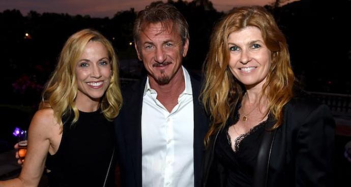 Sheryl Crow, Sean Penn & Connie Britton Attend Haiti Benefit Concert In Nashville
