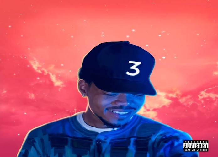 39 coloring book 39 by chance the rapper album review a Coloring book album cover