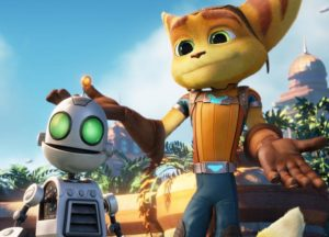 Voice Actors James Arnold Taylor and David Kaye On 'Ratchet & Clank' Movie [EXCLUSIVE VIDEO]