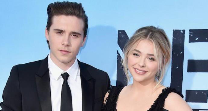 Chloe Grace Moretz And Brooklyn Beckham Make Red Carpet Debut At 'Neighbors 2' Premiere