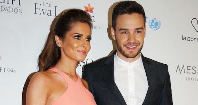 Liam Payne And Cheryl Fernandez-Versini Make Red Carpet Debut