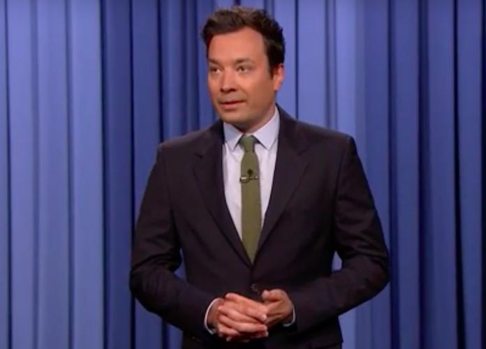 Jimmy Fallon Kicks Off Golden Globes 2017 With A Star-Filled Musical Number