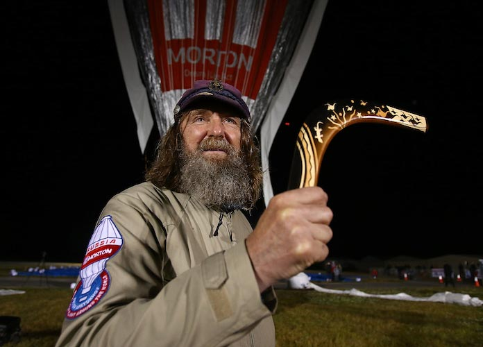 Russian Balloonist Fedor Konyukhov Circumnavigates Earch ...