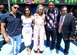 'Suicide Squad' Cast Promotes Film In Miami Ahead Of Film Premiere