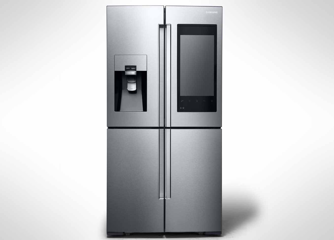 Samsung 39 S Family Hub Refrigerator Is It The Future Of