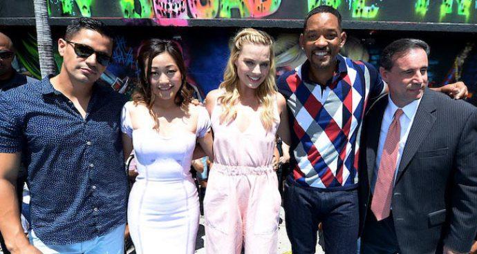 'Suicide Squad' Cast Promotes Film In Miami Ahead Of Film Premiere