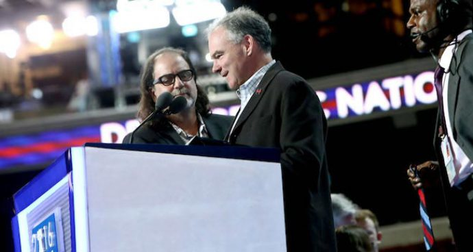 Tim Kaine, Hillary Clinton's VP Pick, To Deliver Speech At DNC's Day 3