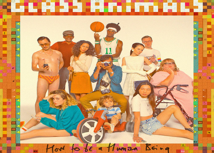 Glass Animals How To Be A Human Being Characters
