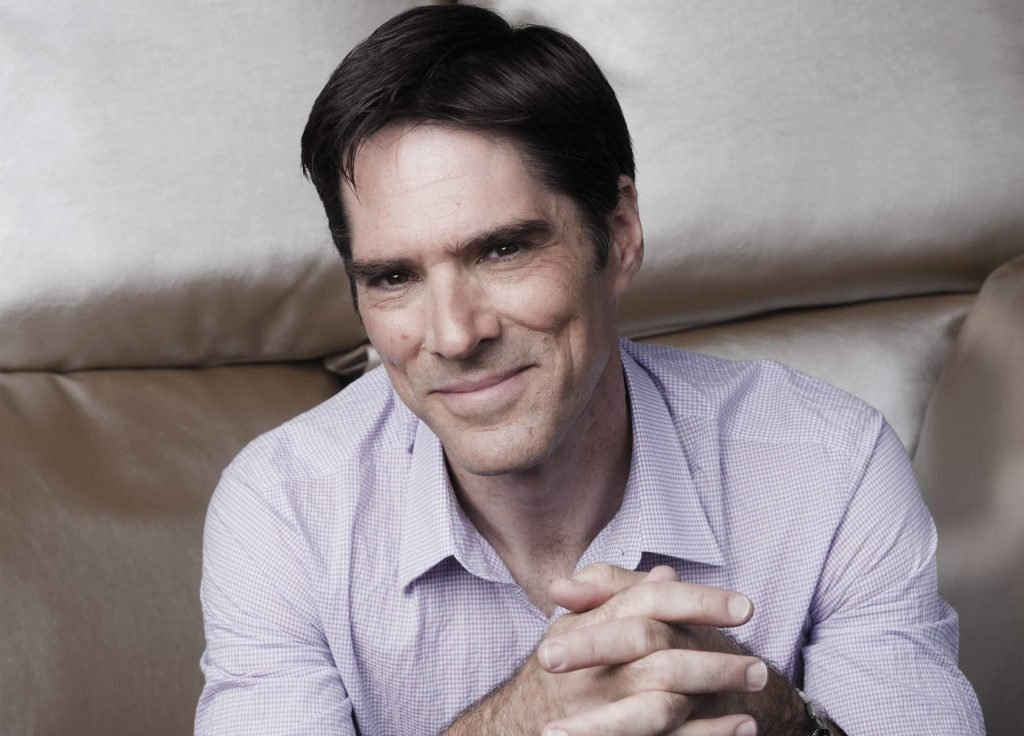 Thomas Gibson Says Kick That Got Him Fired From 'Criminal Minds' Was A 'Tap'