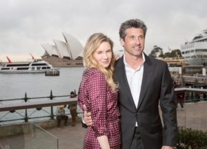 Renee Zellweger And Patrick Dempsey Promote 'Bridget Jones's Baby' In Sydney