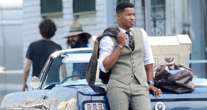 'Birth Of A Nation's Nate Parker Poses For 'GQ' Spread