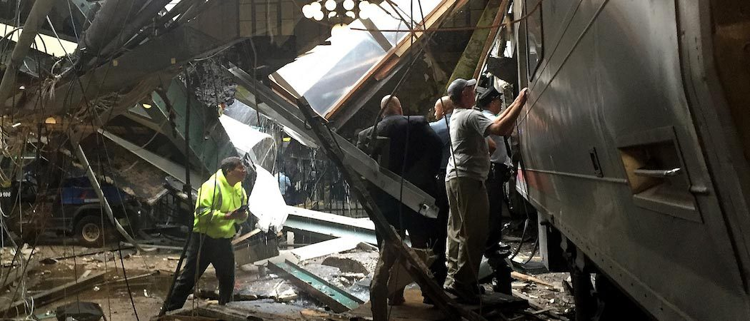 Hoboken Train Crash: Chris Christie & Andrew Cuomo Give Update On Fatal Accident