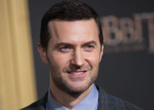 Richard Armitage On 'Berlin Station,' Peeing In The Snow, Edward Snowden [Video Exclusive]