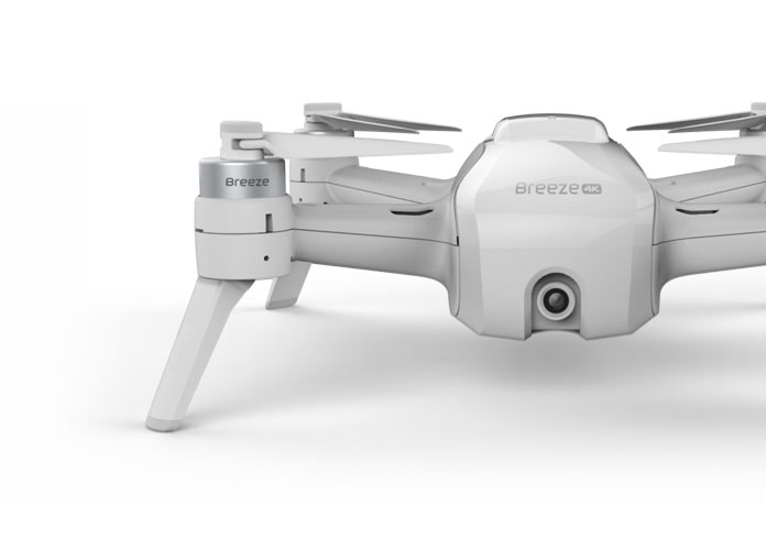 Yuneec Breeze Drone: Perfect 4K Aerial Selfies