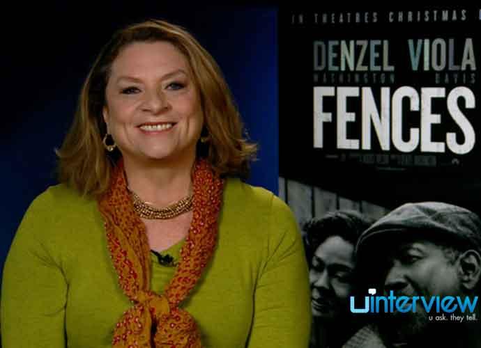 Constanza Romero, August Wilson's Widow, On 'Fences,' Denzel Washington, Hollywood Diversity [Video Exclusive]