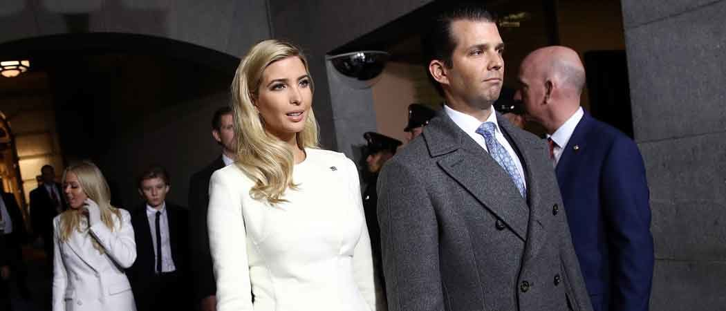 Ivanka Trump Stuns In Oscar De La Renta Suit For Inauguration