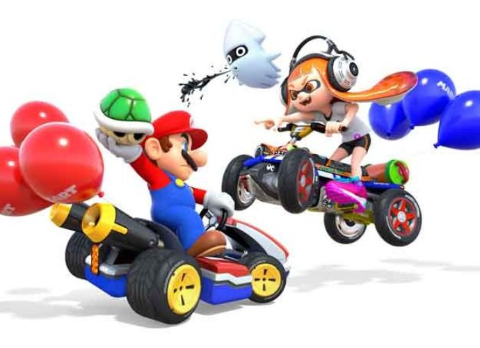 'Mario Kart 8 Deluxe' Drifts To The Nintendo Switch, Includes New Battle Mode