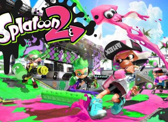 Stay Fresh This Summer With 'Splatoon 2'