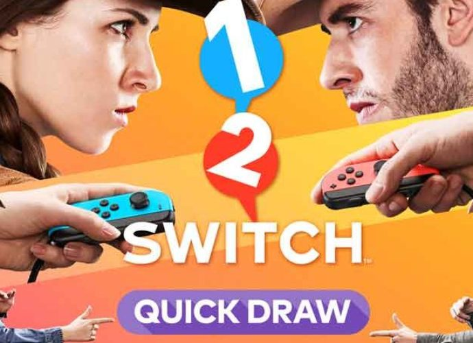 Party With A Friend In Nintendo Switch's '1-2-Switch'