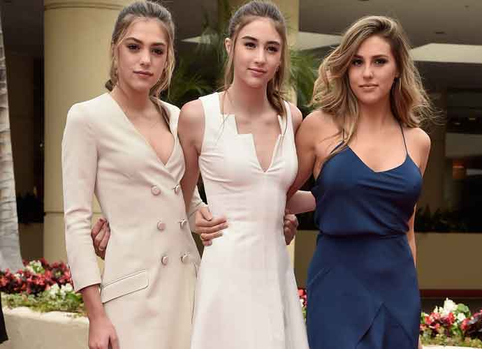 Who Are Sylvester Stallone's Daughters, Sophia, Sistine & Scarlet Stallone, Miss Golden Globes 2017?