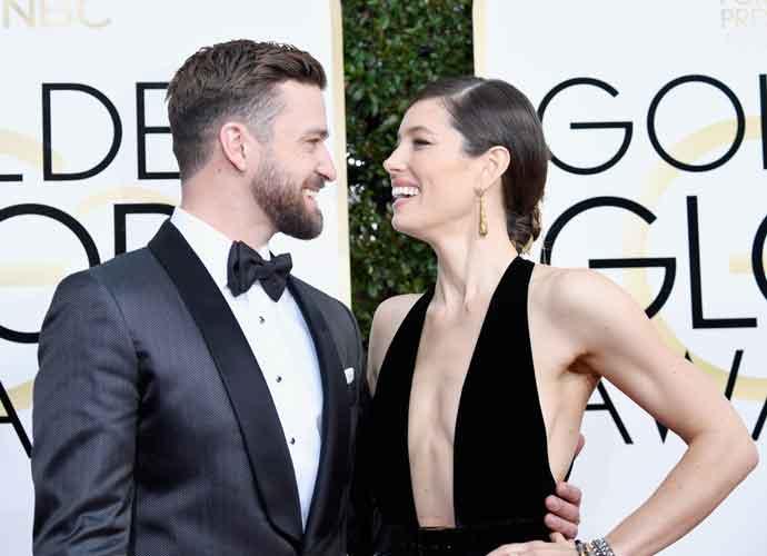 Justin Timberlake, Jessica Biel Share Laugh With Al Roker When He Calls Actress 'Jessica Alba'