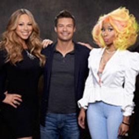 'American Idol' Recap: Nicki Minaj, Mariah Carey Feud Resumes