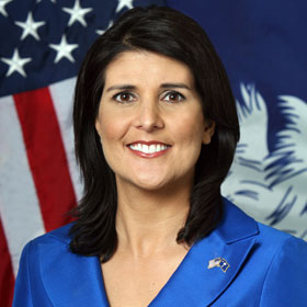 Gov. Haley Reveals She Was A Victim Of Childhood Abuse