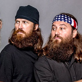 Jase Robertson Of 'Duck Dynasty' Gets Booted From NYC Hotel