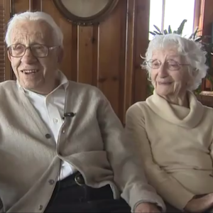 Couple Celebrate 81st Wedding Anniversary, Have Longest Marriage On Record