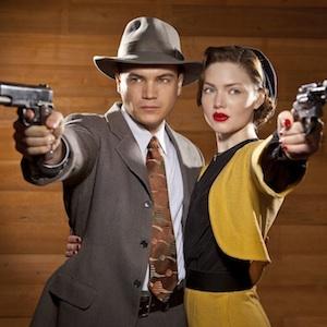 'Bonnie & Clyde' Miniseries Premieres, Stars Emile Hirsch