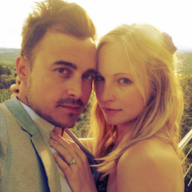 Candice Accola, 'Vampire Diaries' Star, Engaged To Fray Guitarist Joe King