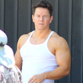 Mark Wahlberg Gets Ripped For New Bodybuilder Movie 'Pain And Gain'