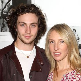 Sam Taylor-Wood And Aaron Johnson Welcome Second Daughter