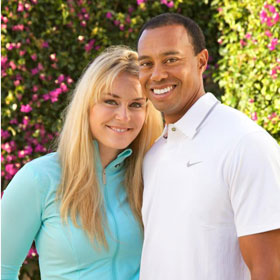 Tiger Woods And Lindsey Vonn Officially A Couple