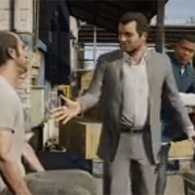 'Grand Theft Auto 5': New Gameplay Video Released; Introduces 3 Characters, Customization