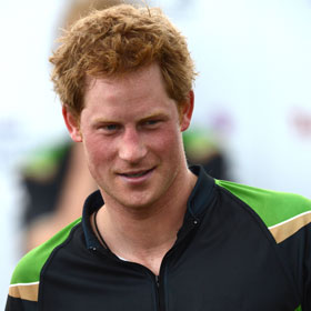 Prince Harry Stopped By Police