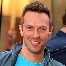 Chris Martin Hawks New Album On 'The Colbert Report'
