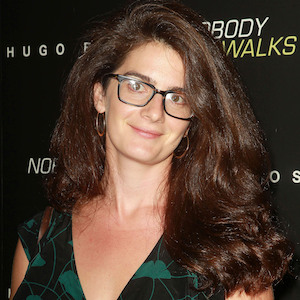 "Gaby Hoffmann Goes Nude -"" Again -"""" In '˜Girls'"